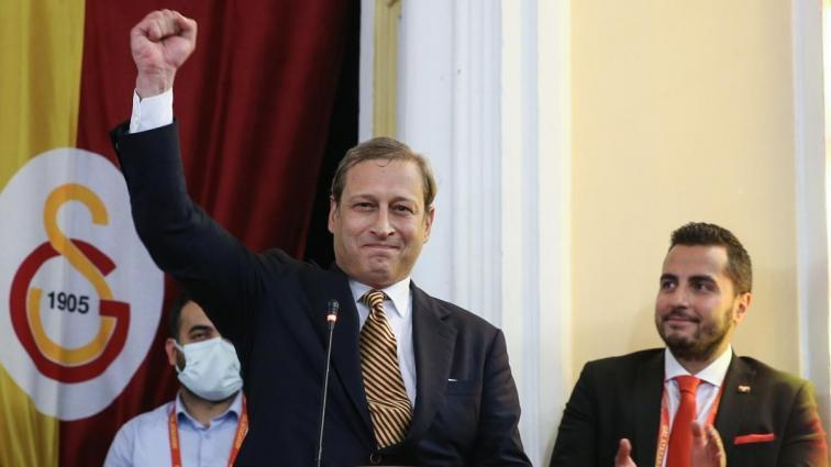 """Galatasaray'ın yeni başkanı Burak Elmas kimdir"""""""