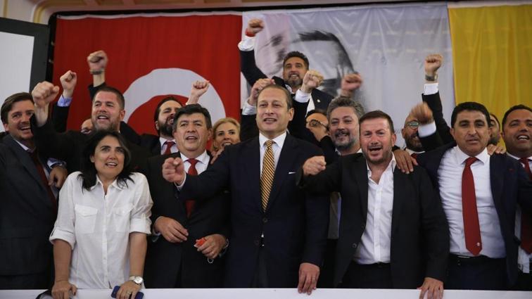 Son dakika haberi: Burak Elmas, Galatasaray Spor Kulübünün 38. başkanı seçildi