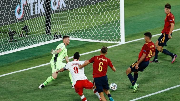 EURO 2020: İspanya ile Polonya yenişemedi