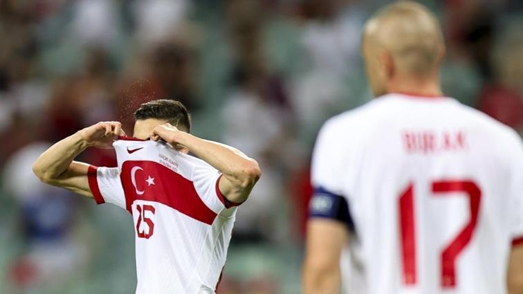 """EURO hezimet! A Milli Futbol Takımı, Avrupa Şampiyonası'nda """"0"""" çekti..."""