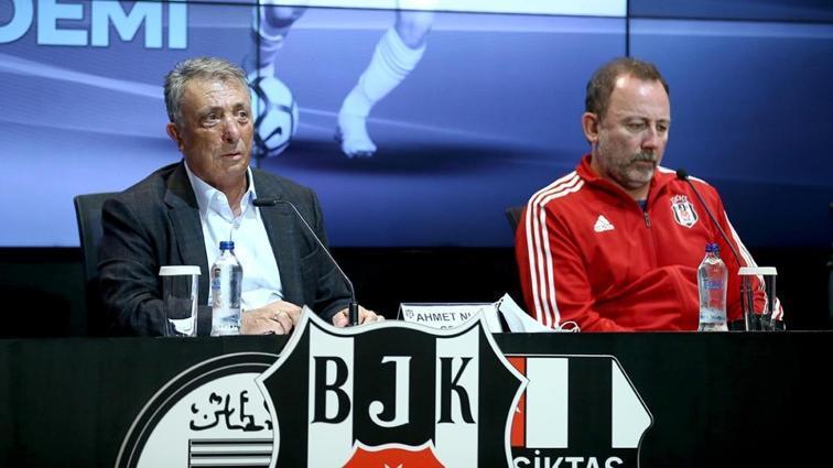 Son dakika Beşiktaş haberleri... Beşiktaş'ta Sergen Yalçın ile ipler koptu: Hayır çalışmayacağım!