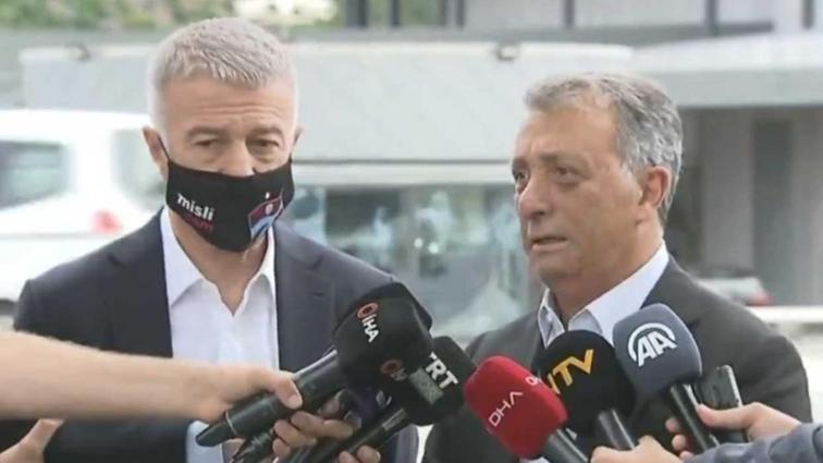 Çebi yerine yeni Başkan Ahmet Ağaoğlu oluyor