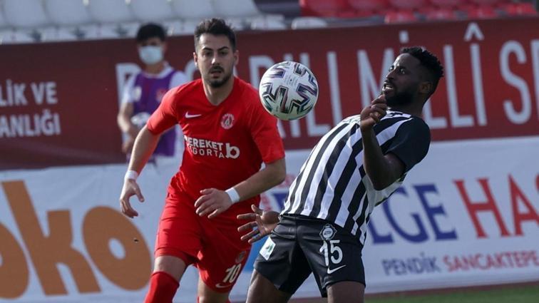 Altay iç transferde Andre Poko ve Adrien Regattin ile anlaştı