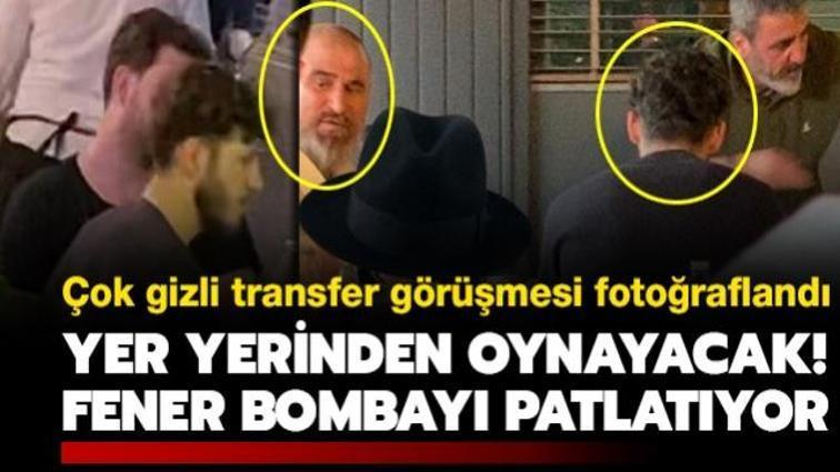 Son dakika transfer haberi: Fenerbahçe'de Şehmus Hazer'le gizli görüşme! Sertaç Komsuoğlu...