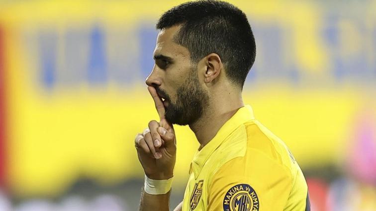 Alper Potuk o iddialara yanıt verdi: 'Hedefim Fenerbahçe değildi'