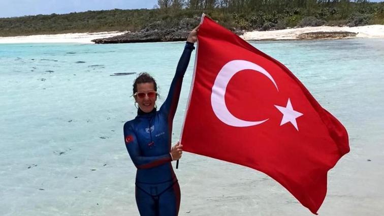 Birgül Erken 1 haftada 2. Türkiye rekorunu kırdı