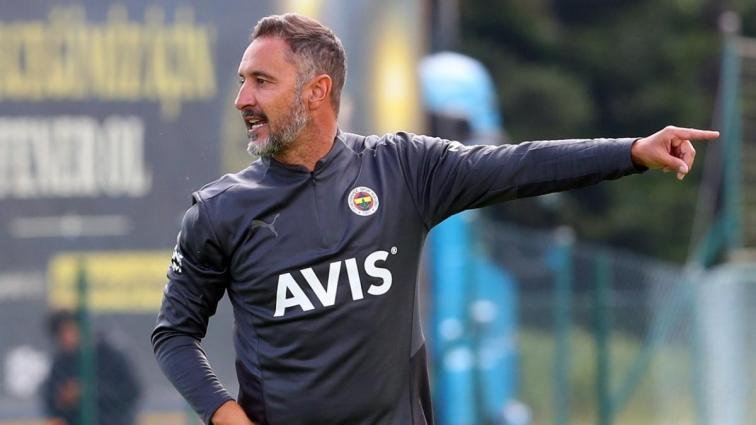 Fenerbahçe'de Vitor Pereira; Dirar, Zanka, Kemal Ademi ve Mame Thiam'ın biletini kesti
