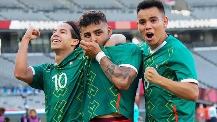 Meksika Fransa'yı 4 golle devirmeyi başardı