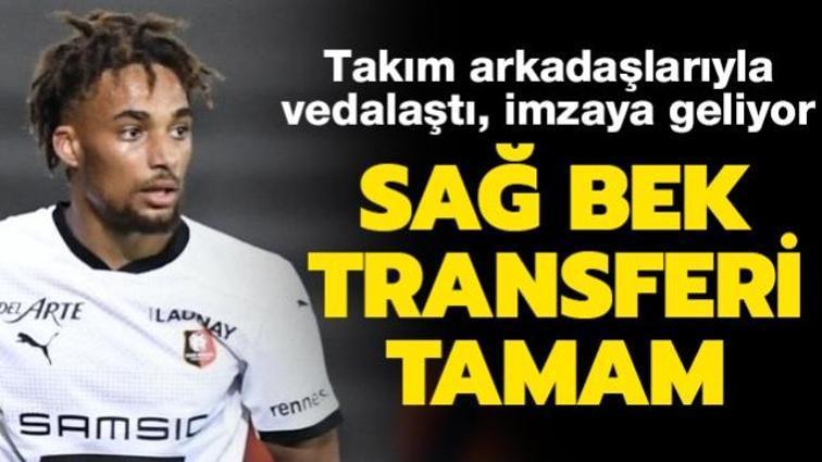 Son dakika transfer haberi: Sağ bek Sacha Boey Galatasaray'da
