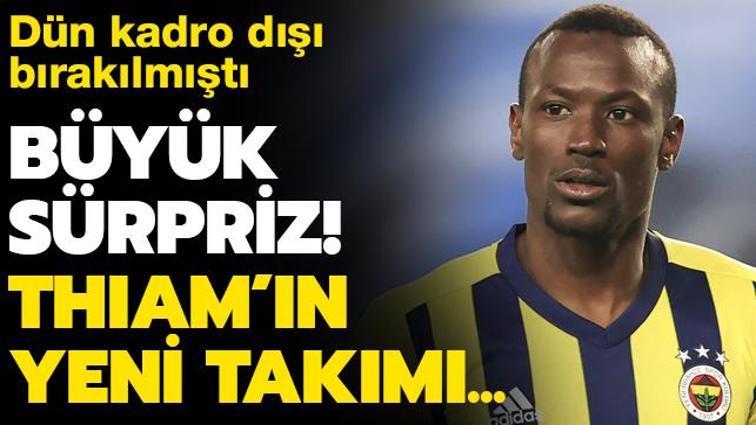 Fenerbahçe'nin kadro dışı bıraktığı Mame Thiam'ın 3 talibi birden çıktı