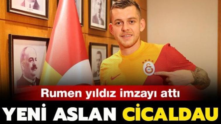Galatasaray'da yeni 10 numara resmen açıklandı