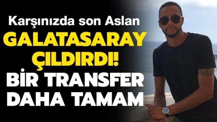 Son dakika transfer haberi: Galatasaray, Hernani'de imza aşamasına geldi