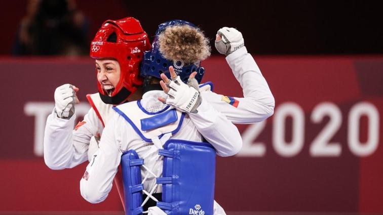 2020 Tokyo Olimpiyatları'nda Rukiye Yıldırım yarı finale yükseldi