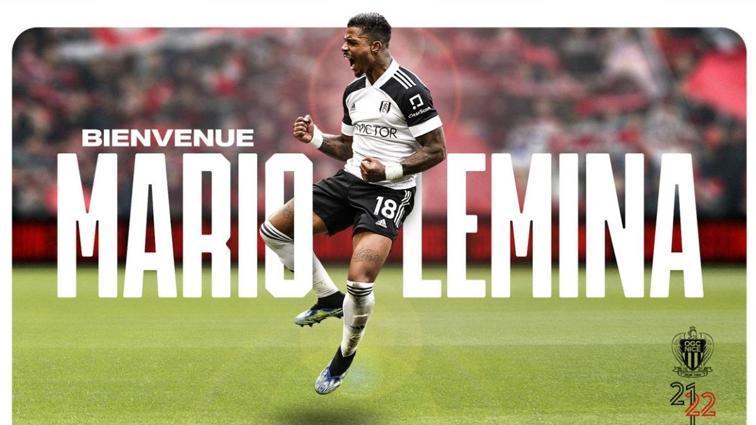 Mario Lemina 5 milyon euro bedelle Fransa'ya geçti