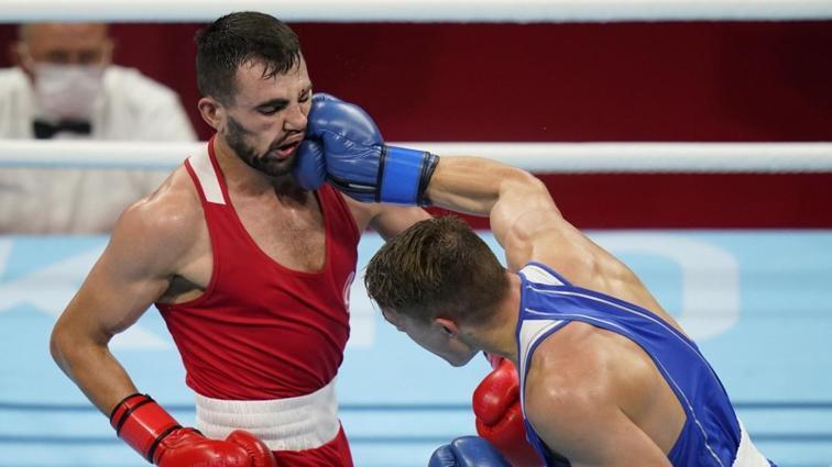Necat Ekinci olimpiyatlara ilk turda veda etti