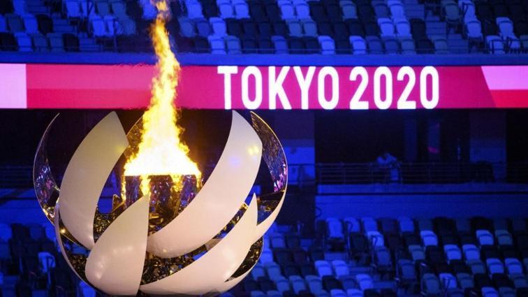 Tokyo Olimpiyatları'nda yürek burkan buluşma gerçekleşti