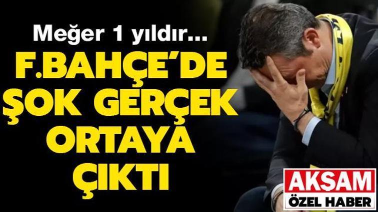 Fenerbahçe'de maç başı ücretleri 1 yıldır yatmıyor