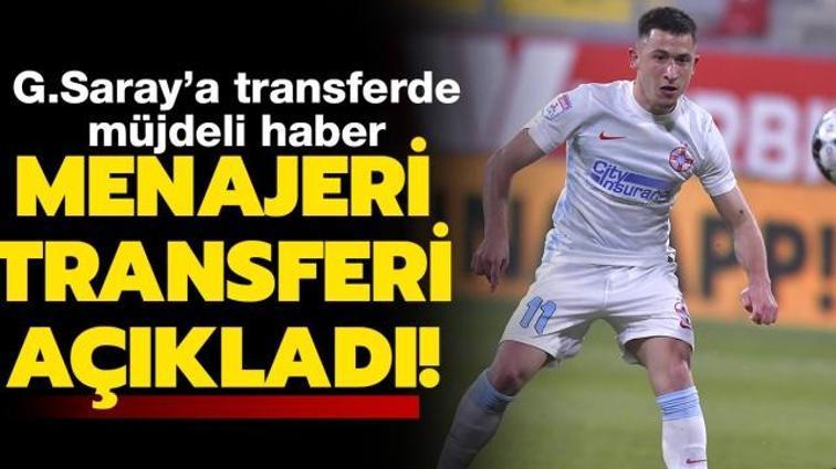 Son dakika Galatasaray transfer haberleri... Morutan'ın menajeri Galatasaray'ı açıkladı!