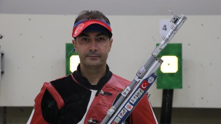 Milli atıcı Ömer Akgün, 2020 Tokyo Olimpiyatları'nda finalde
