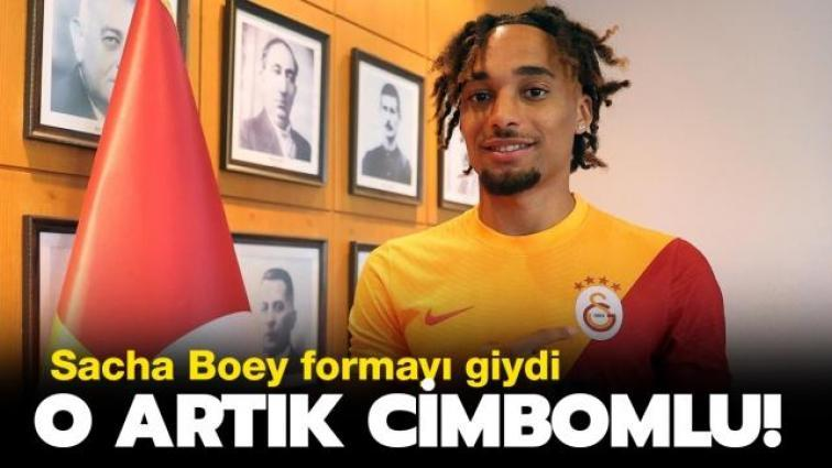 Galatasaray, Sacha Boey'i 4 yıllığına transfer ettiğini açıkladı