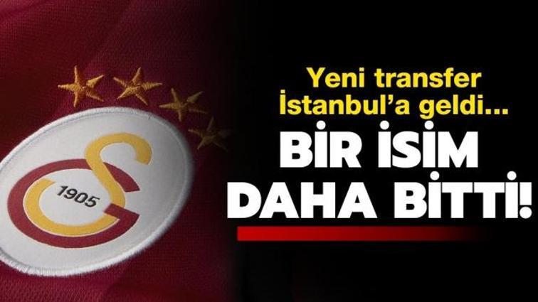 Son dakika Galatasaray transfer haberleri... Galatasaray'ın yeni transferi Sacha Boey, İstanbul'a geldi!