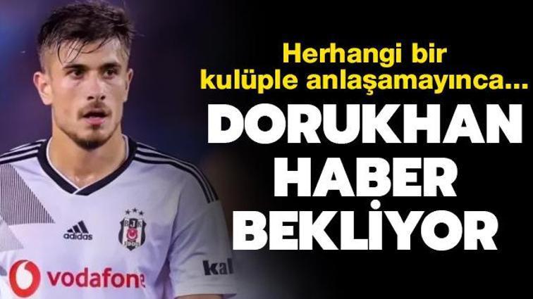 Son dakika Fenerbahçe haberleri... Dorukhan Toköz haber bekliyor