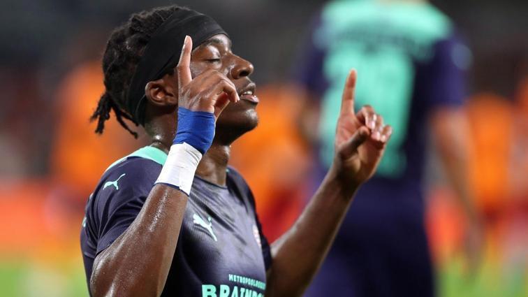 Noni Madueke: Galatasaray'a karşı oynamak gurur vericiydi