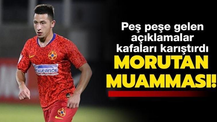 Son dakika Galatasaray haberleri... Galatasaray'da Olimpiu Morutan muamması! Açıklamalar peş peşe