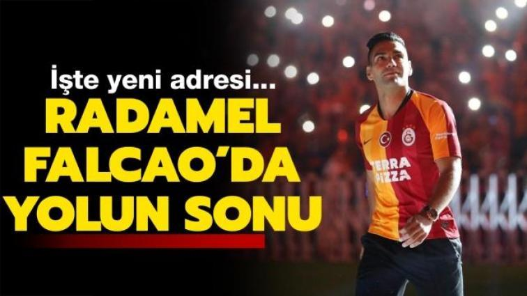 Son dakika Galatasaray haberleri... Radamel Falcao'da ayrılık vakti geldi: İşte yeni adresi
