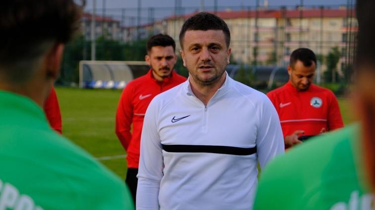 Giresunspor Teknik Direktörü Hakan Keleş'ten Galatasaray açıklaması