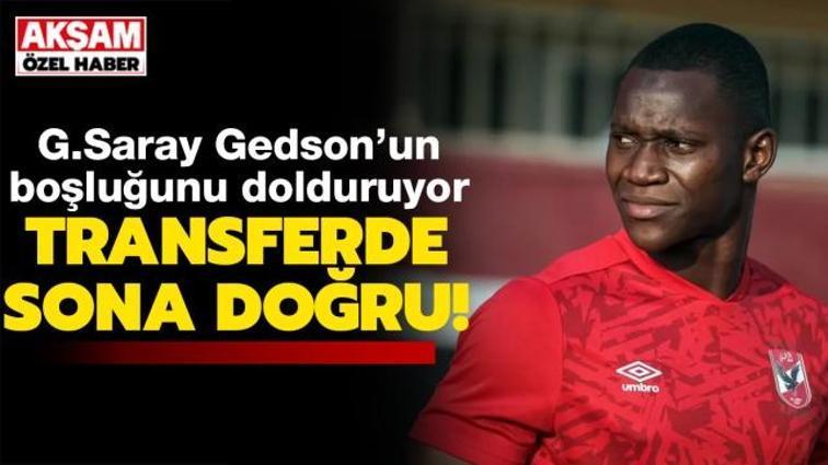 ÖZEL! Son dakika Galatasaray haberleri... Aslan'da hedef Aliou Dieng
