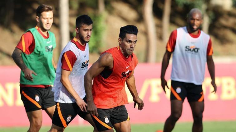 Galatasaray, Hatayspor'a hazırlıklarına başladı