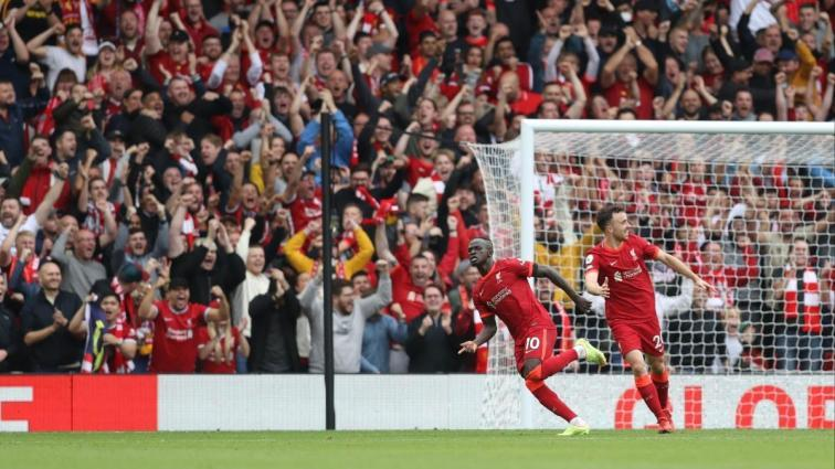 Liverpool evinde Burnley'yi mağlup etti