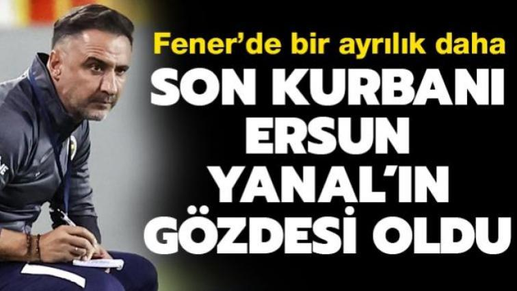 Fenerbahçe Nabil Dirar ile yollarını ayırmak üzere