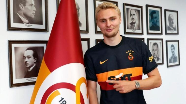 Galatasaray'ın lisansını çıkardığı Victor Nelsson, Hatayspor maçında oynayabilir