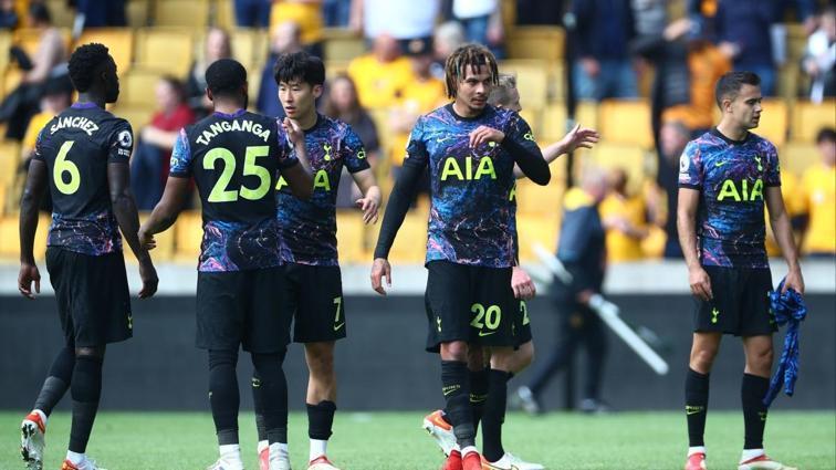 Tottenham, Wolverhampton'ı tek golle geçti