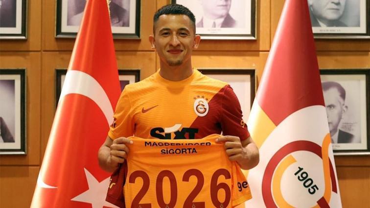 Morutan: Türkiye'nin en büyük kulübüne geldiğim için çok mutluyum