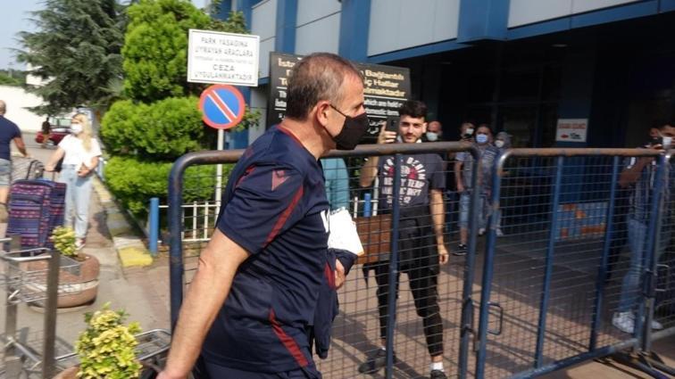 Trabzonspor'un Roma maçı kafilesi belli oldu