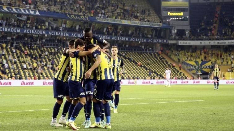 Fenerbahçe'de tek hedef Avrupa Ligi'ne kalmak