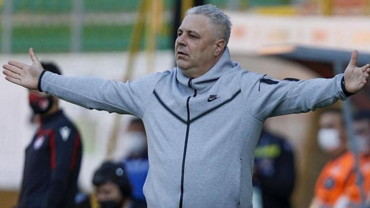 Marius Sumudica Cluj'dan da kovuldu