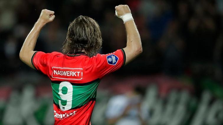 Ali Akman attı, NEC Nijmegen kazandı