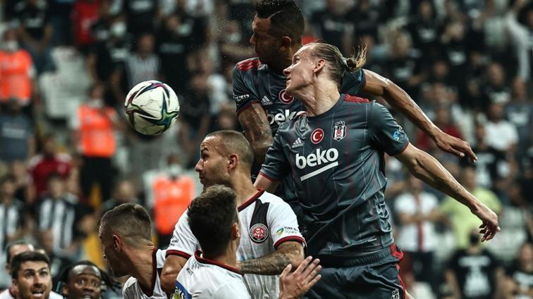 Atılay Canel'den Beşiktaş maçı değerlendirmesi: Maçın hakkı beraberlikti