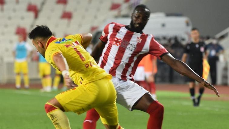 Sivasspor ile Göztepe yenişemedi