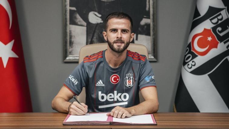 Pjanic: 'Beşiktaş benim için çok doğru bir tercih'