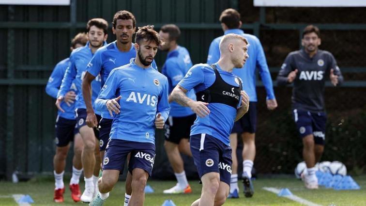 Fenerbahçe'de tek hedef Sivasspor galibiyeti