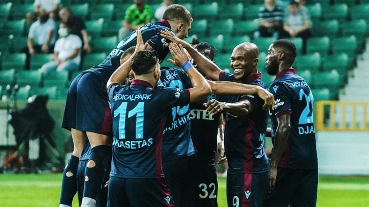 Trabzonspor'da Galatasaray maçı öncesi 2 eksik var