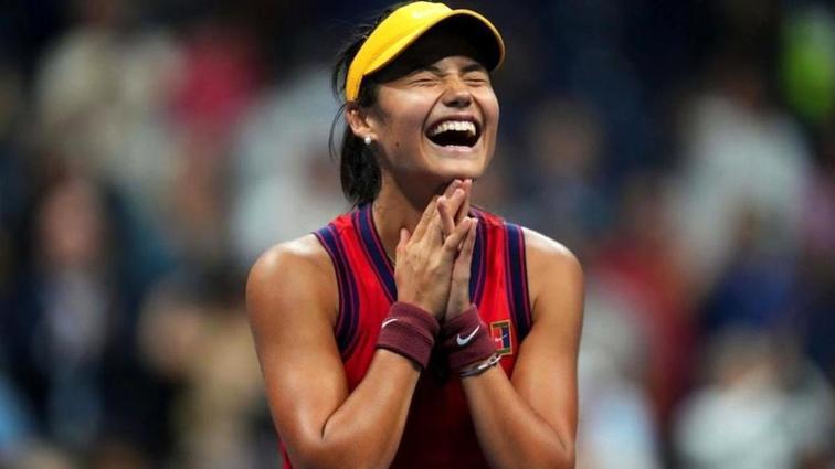 Emma Raducanu Amerika Açık'ta şampiyonluğa ulaştı