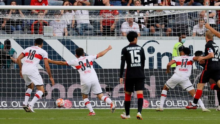 Fenerbahçe'nin rakibi Eintracht Frankfurt berabere kaldı