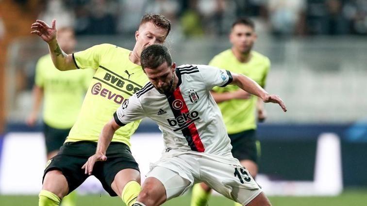 Miralem Pjanic'ten Borussia Dortmund maçı sonrası tecrübe vurgusu