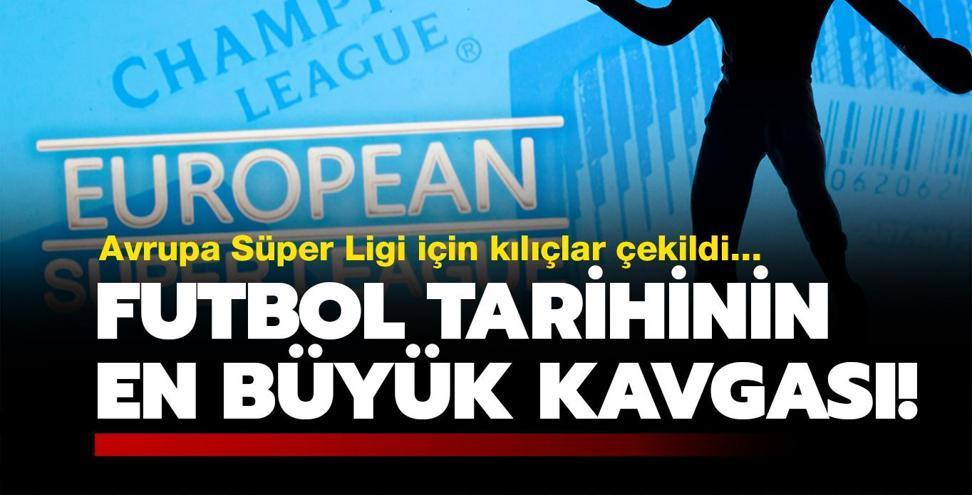 Ortalık toz duman! Avrupa Süper Ligi'nde kılıçlar çekildi